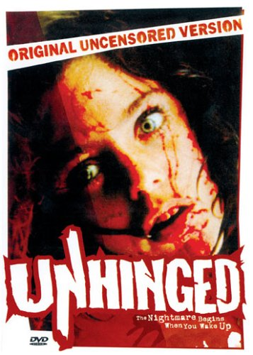 Unhinged dvd cover