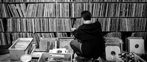 Vinyl Digging