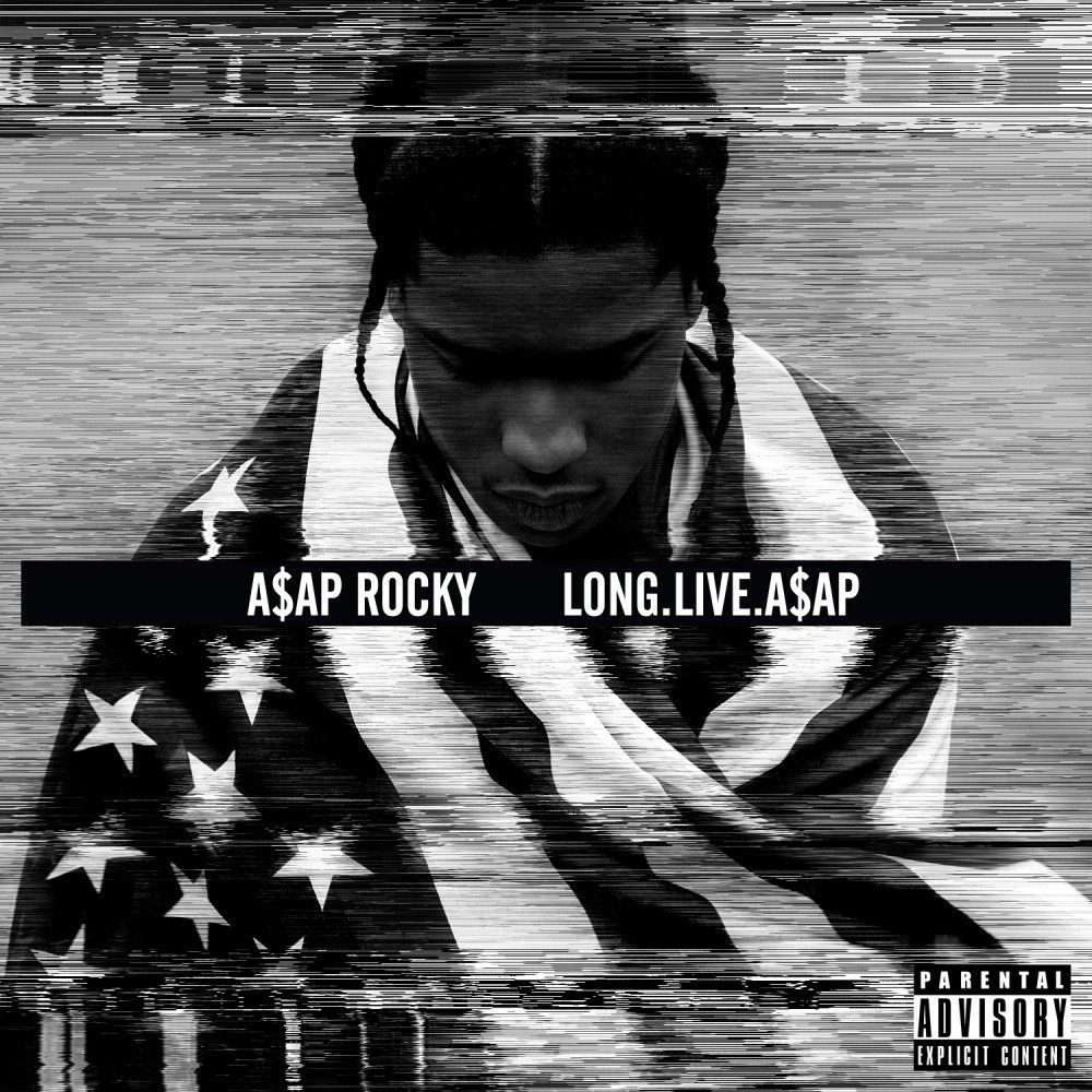 Long Live ASAP Deluxe Cover