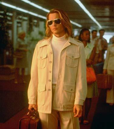 Johnny Depp as George Jung