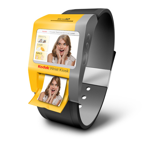 Kiosk Watch from Kodak