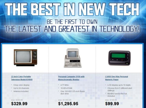 Deals from Newegg