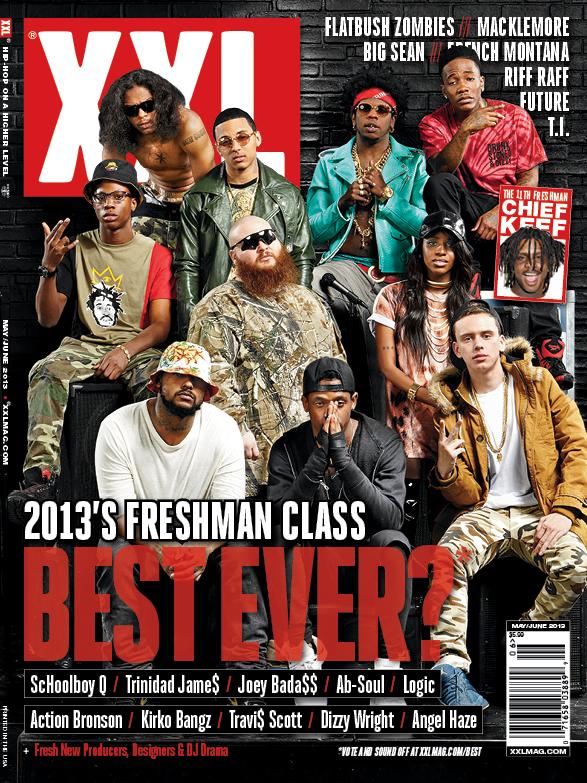 XXL Freshman Cover