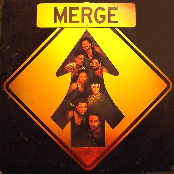 Merge album cover