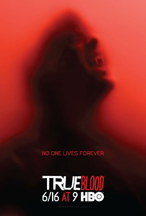 True Blood teaser poster