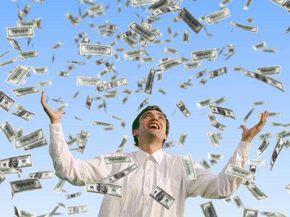Man won lotto