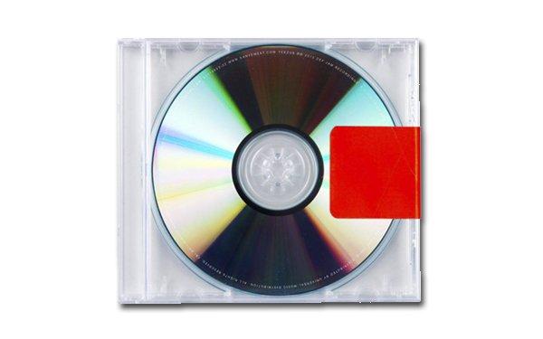 Yeezus cd