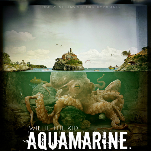 Aquamarine cover