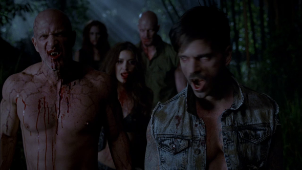 zombie vampires