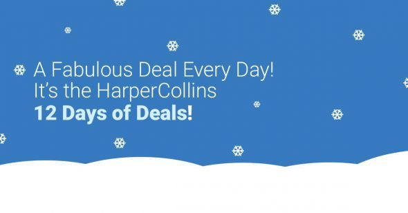 Harper Collins 12 Days of Deals